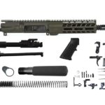 Ghost Firearms Elite 7.5″ 5.56 NATO Pistol Kit – Olive Drab OD Green