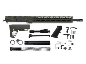 Ghost Firearms Elite 16″ 5.56 NATO Rifle Kit – Olive Drab OD Green