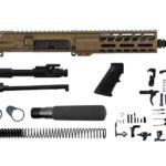 Ghost Firearms Elite 7.5″ 5.56 NATO Pistol Kit – Burnt Bronze