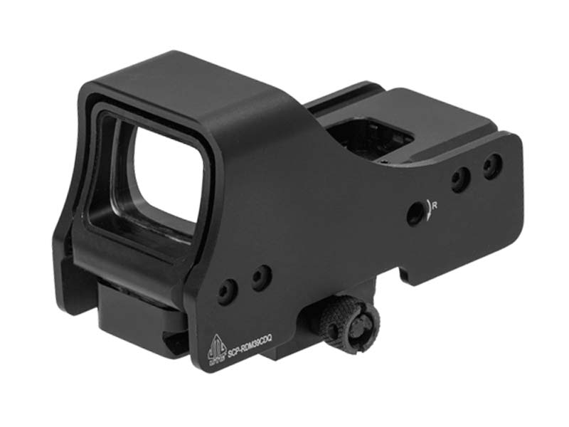"Leapers UTG 3.9"" Green/Red Circle Dot Reflex Sight"