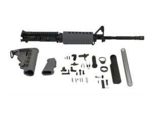 "PSA 16"" 5.56 NATO Freedom Rifle Kit in Classic Grey"