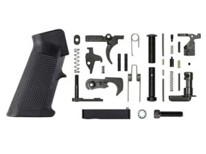 complete standard Ar-15 lower parts kit by Aero Precision