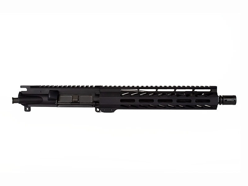 10 inch ar-15 upper with m-lok rail