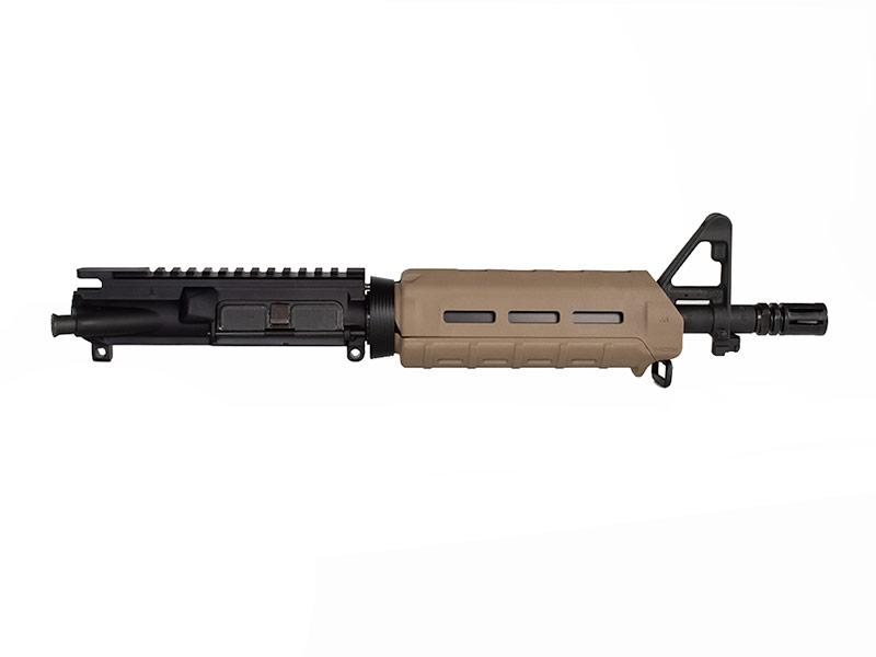 "a2 10.5"" pistol with magpul moe handguard"
