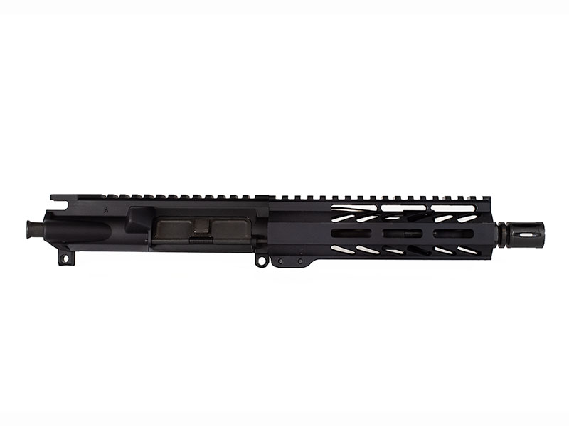7 inch ar-15 upper with m-lok rail