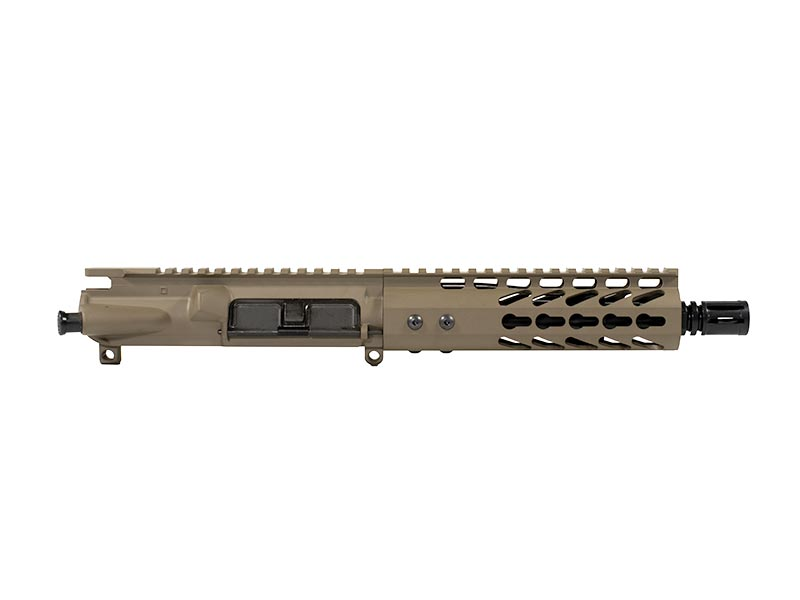 "flat dark earth 7.5"" pistol upper"