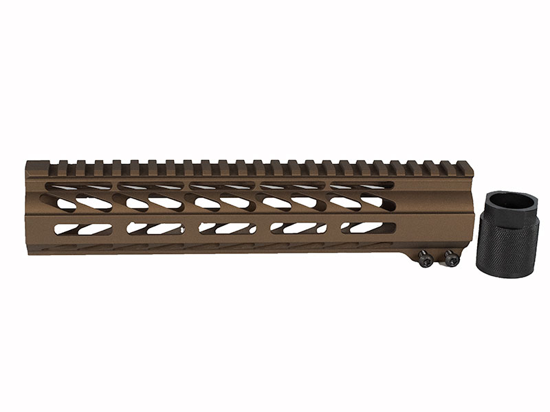 Burnt Bronze M-Lok