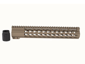 "Cerakote 12"" Flat Dark Earth Free Float Rail"