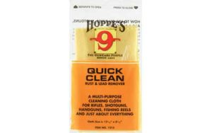 Hoppe's Quick Clean Rust & Lead Remover Cloth
