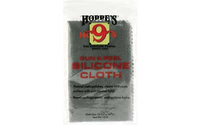 Hoppe's, Silicone Cloth, For Gun & Reel