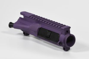 Assembled Upper Receiver AR-15 Cerakote Purple