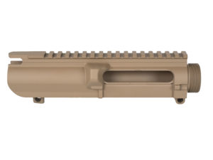 Cerakote DPMS 308 Flat Top Stripped Upper Receiver - Flat Dark Earth (FDE)