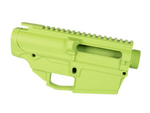 A\R-10 Zombie Green Cerakote 308 80% lower