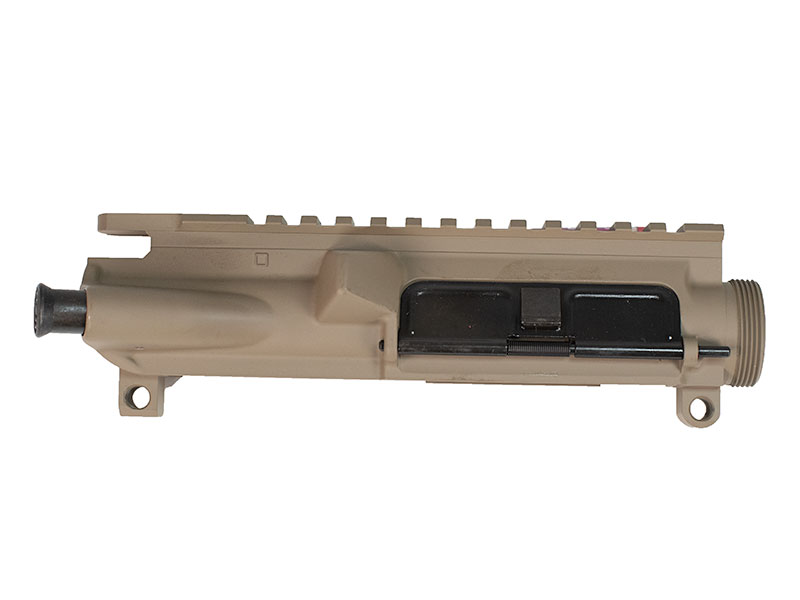Flat Dark Earth AR-15 Assembled Upper Receiver